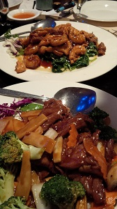 Ancient Ginger Chinese food