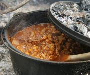 Chinese Food and Camping – Part II – Recipe for Chinese Chicken with Soy and Ginger