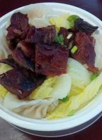 Great Wall Roast Pork Shrimp Dumpling Noodle Soup
