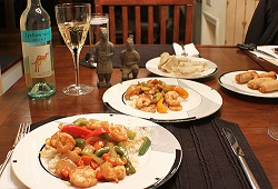 moscato-with-chinese-food