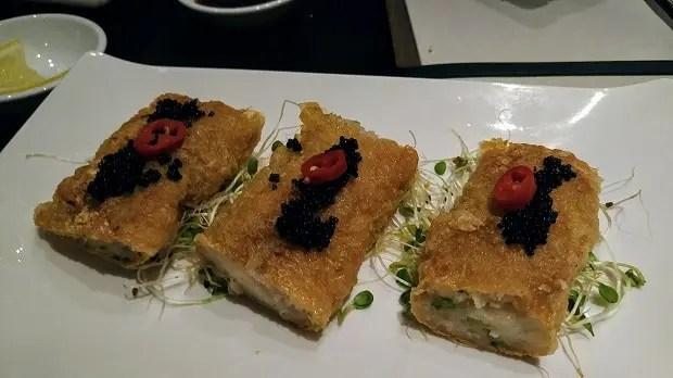 Caviar-Fish-Rolls