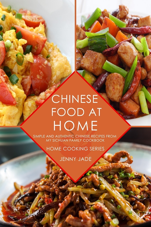 Chinese Food At Home Cover