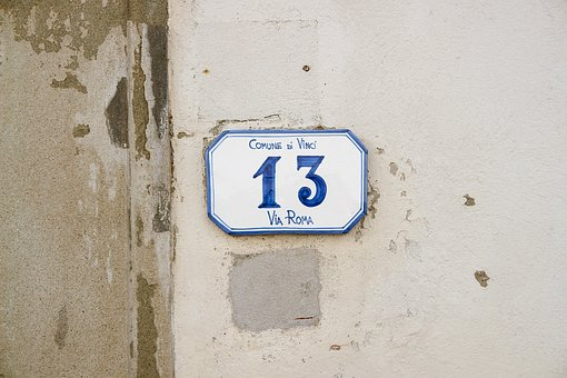 house number feng shui