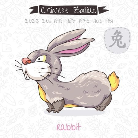 rabbit 2019 chinese horoscope - year of the rabbit