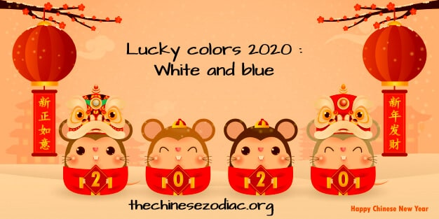 Extremely lucky colors for 2020 100 accurate - What is the lucky color of the year 2019 ...