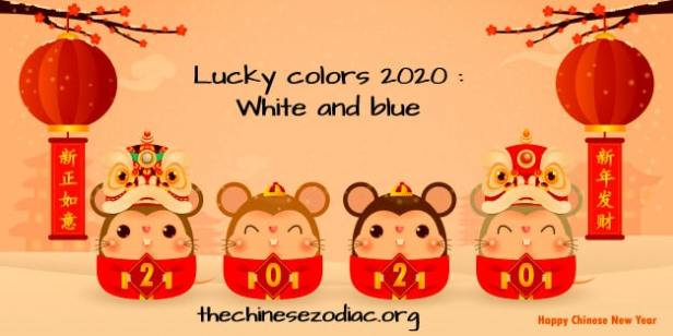 When Is Chinese New Year 2020.Extremely Lucky Colors For 2020 100 Accurate