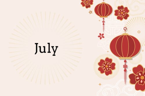 July 2019 Monthly Horoscope