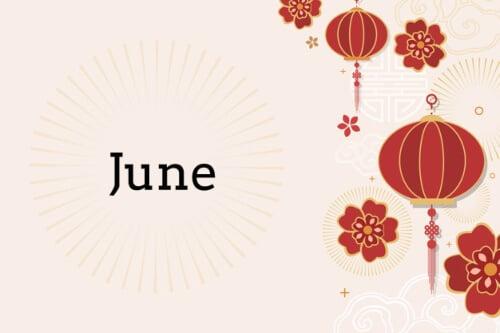 June 2021 Monthly Horoscope
