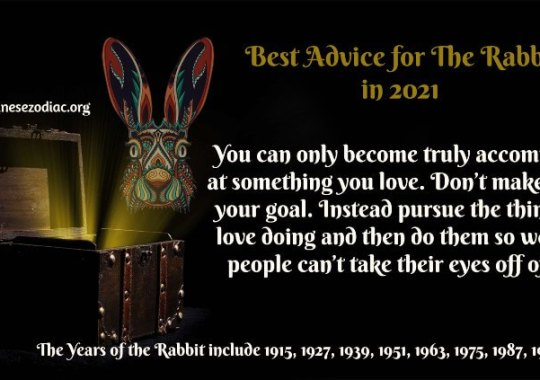 Year of the Rabbit – 2021 Horoscope & Feng Shui Forecast