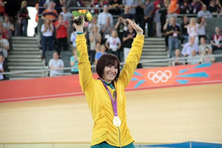 Anna Meares_Gold medal