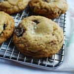 Gluten Free Dark Chocolate Cookies