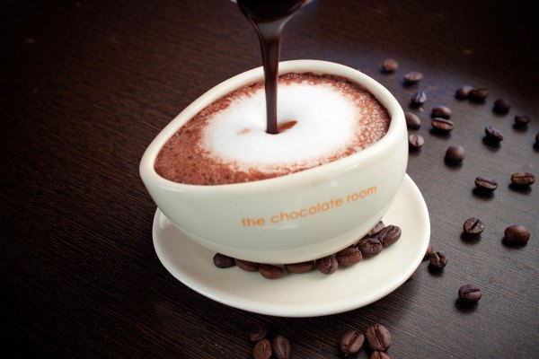Hot Chocolate - The Chocolate Room India Franchise