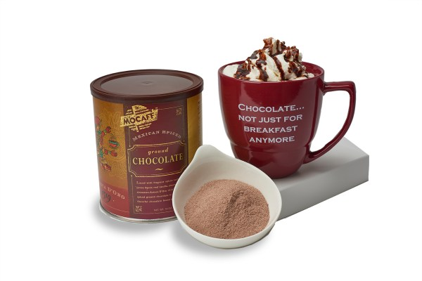 Gourmet Mexican Spiced Hot Chocolate - Therapist