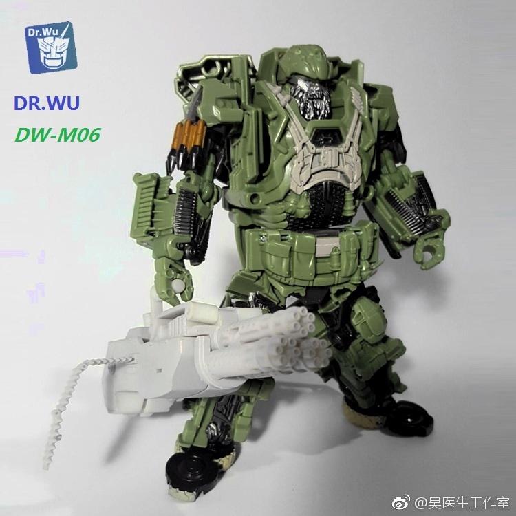 Dr. Wu M06 VETERAN