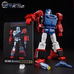 X-Transbots MM-VI BOOST (2019 Reissue)