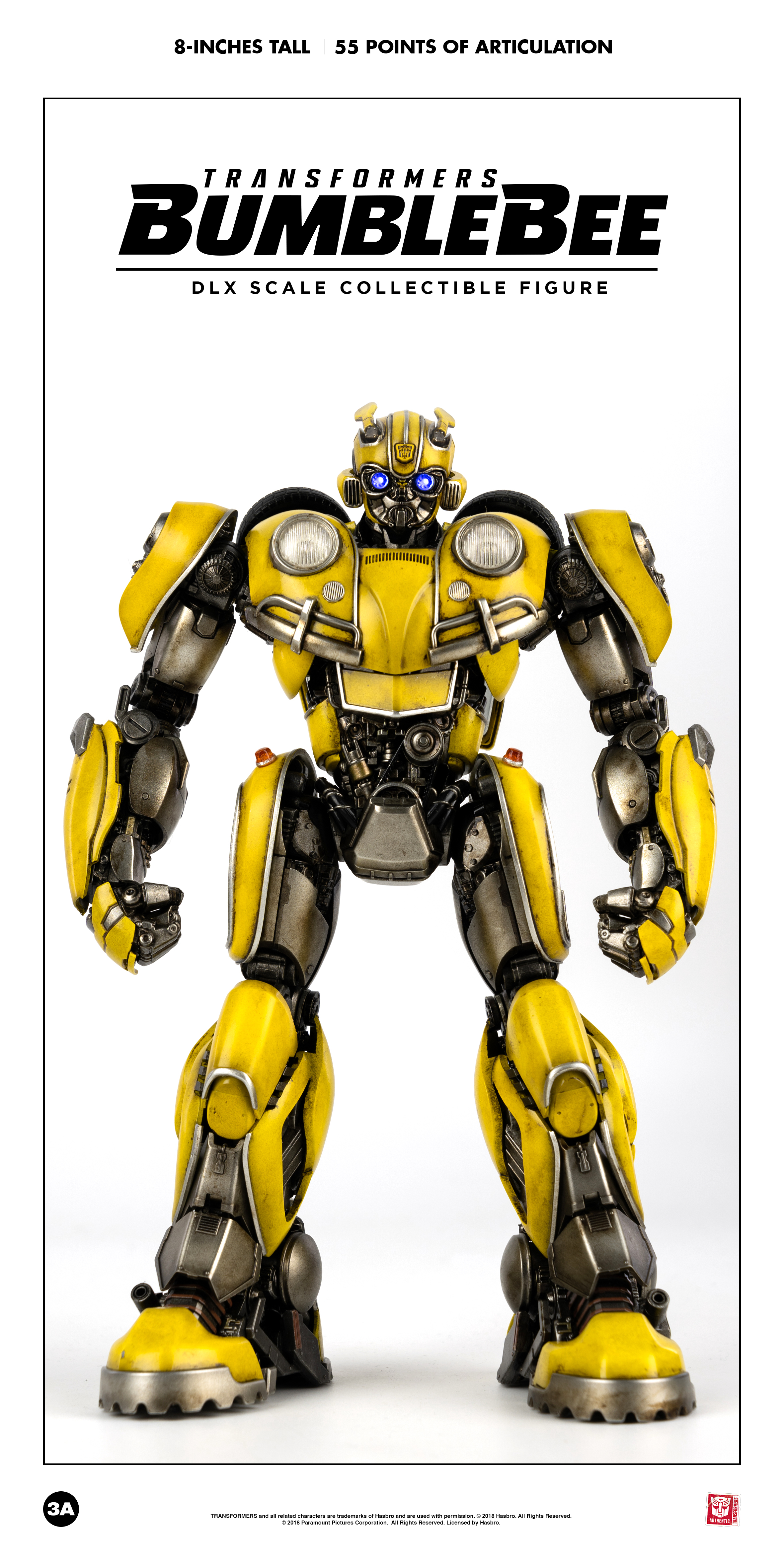 world of 3a bumblebee