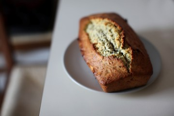 Easy-Peasy, Gluten-Free, Sugar Free Banana Bread