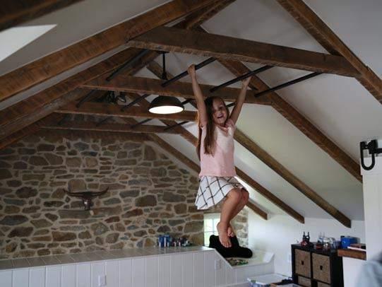 Creative Spaces- a kids attic