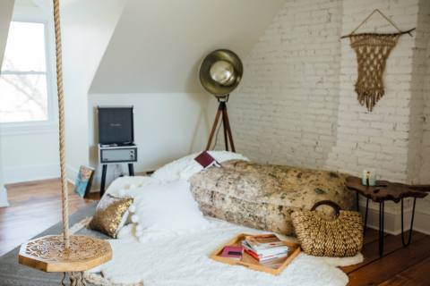 Attic Space Renovation in Lancaster City