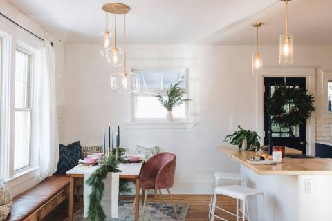 Tiny Dining Room