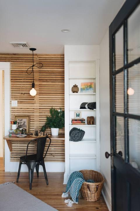 Lancaster City Living Room Renovation