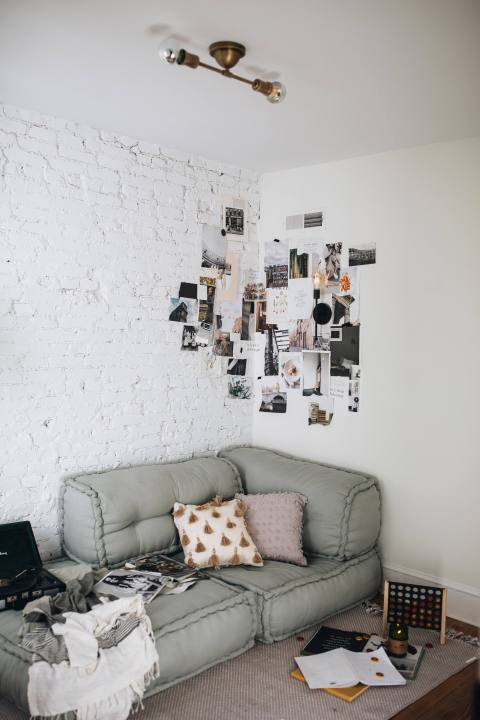 Creative Collage Wall