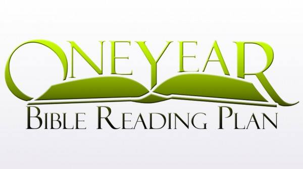 One Year in the Bible Readings for February 24
