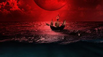 Four Blood Moons film poster