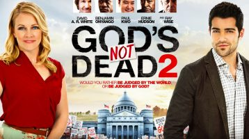 God's Not Dead 2 UK film poster