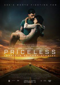 Priceless movie poster