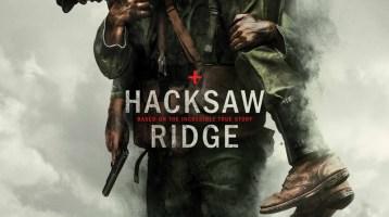 Hacksaw Ridge movie poster