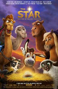 The Star movie poster small