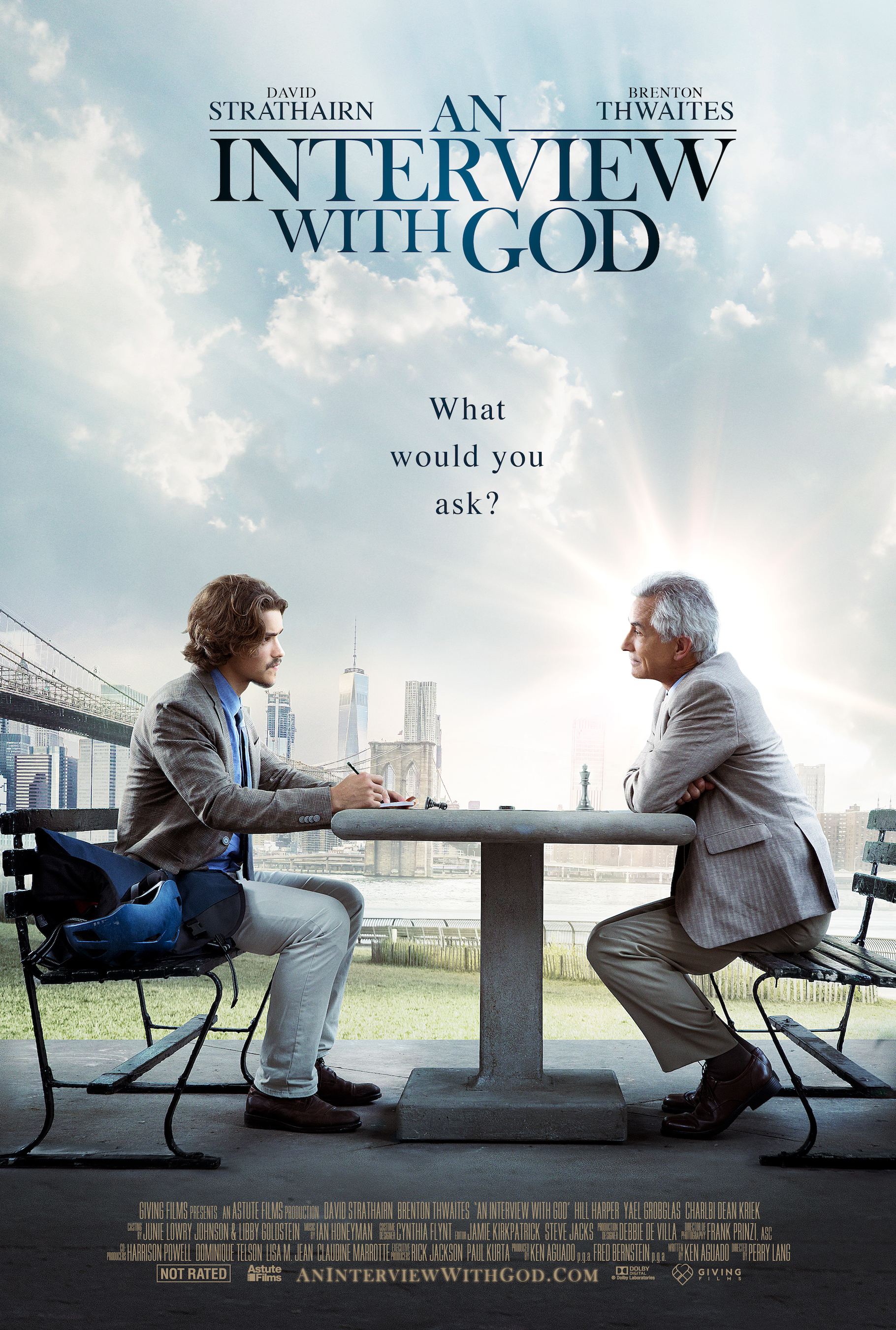 An Interview with God Review - The Christian Film Review