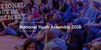 The Church of Scotland National Youth Assembly