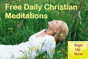 free daily christian meditations