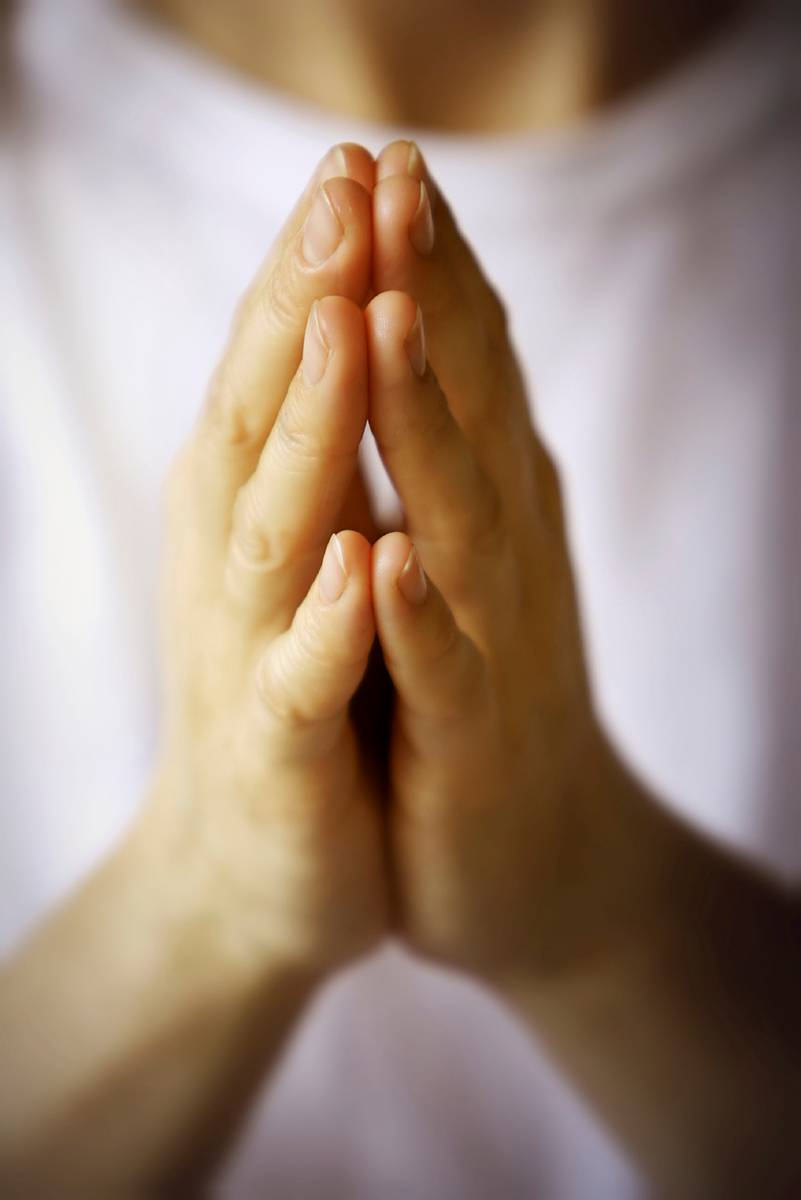 is christian meditation different than prayer