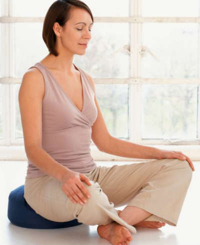 Learn about sitting positions in the article Christian Meditation for Beginners