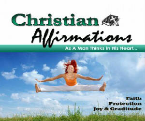 christian affirmation cds