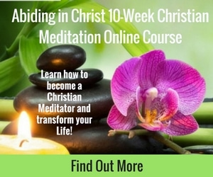 Abiding in Christian Meditation Course