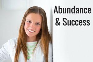 Abundance christian meditation and affirmations