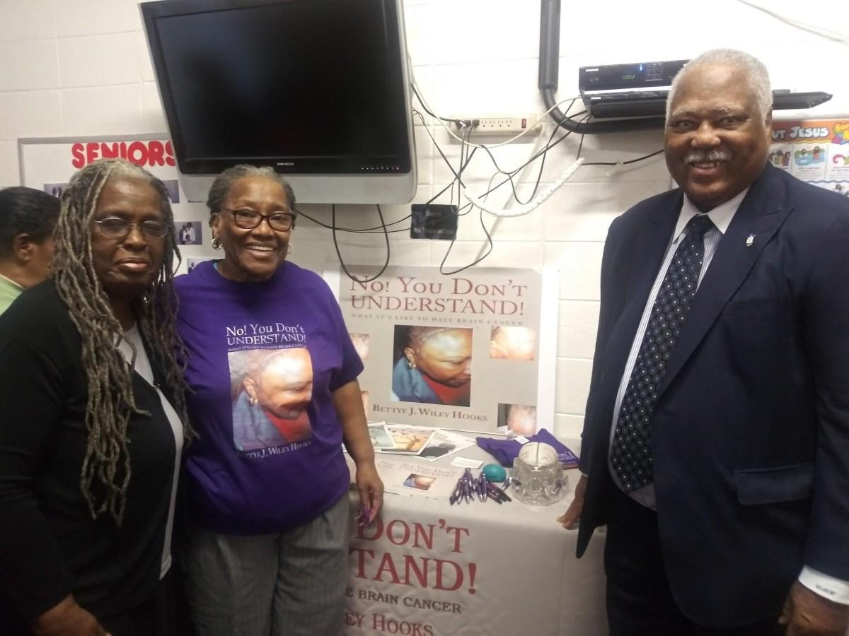 Brain Cancer Awareness Workshop – The Christian Recorder