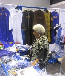 Danielle White to Retire From Robes of Faith, Official Designer of the AME Church's Clerical Apparel