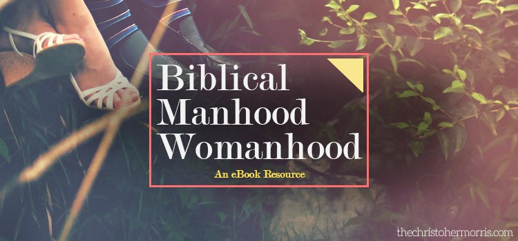 Biblical Manhood and Womanhood 50 Crucial Questions Piper and Grudem