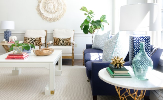 Spring Decorating Living Room And Guest Room The