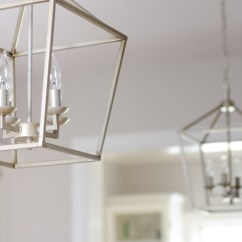 Kitchen Pendants Sinks With Drainboard Built In A Lantern Style An Updated Classic White And Warm Wood Accents Beautiful Mix Of