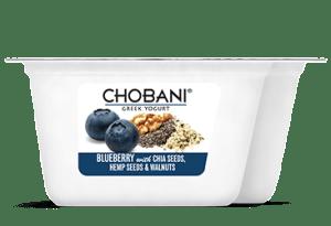 Chobani Blueberry Power