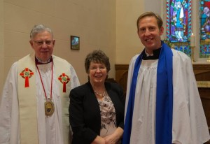 Farewell service for Dean Bond, rector of St. Patrick's Broughshane