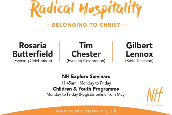 Speakers for New Horizon 2019 unveiled - The Churchpage