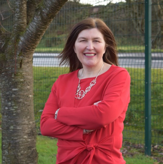 New Director of Boys' Brigade NI - Lisa Keys