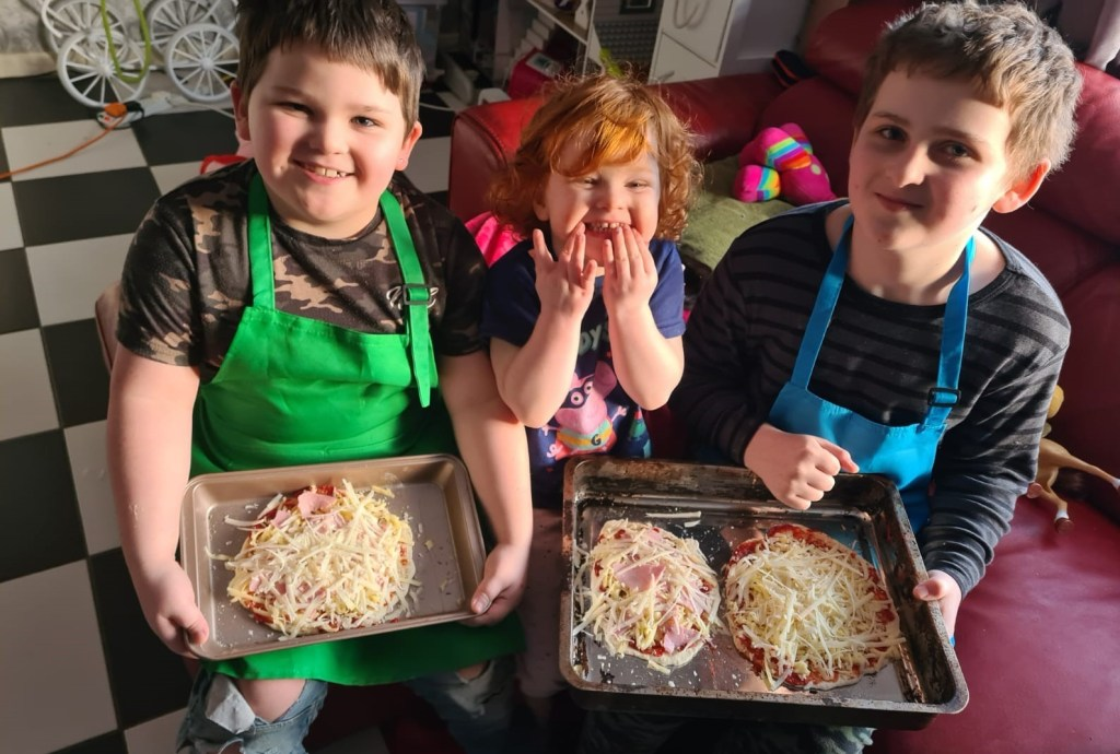 Baking Buddies is back on the Lower Shankill